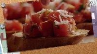 【豌豆姑娘的厨房】番茄香酥面包片