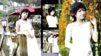 AE婚纱电子相册模板 神秘花园