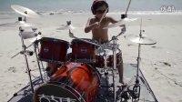 超级鼓手牛牛狂飚金属乐队最猛巨作,狠纯美狠性感狠摇滚