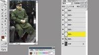 [PS]photoshop教程使用图层混合模式之实战上色并修复照片