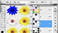 [PS]Photoshop实例教程cs3 PS 53原色通道.RGB.七色花