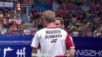 阿山/塞蒂亚万VS鲍伊/摩根森 2013羽毛球世锦赛 男双决赛视频图片