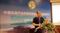 四川川野食品有限公司董事长在中国松茸产业高峰会上的讲话