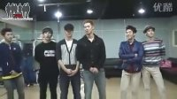 2PM练习室教学I'LL BE BACK(中字)