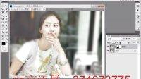 [PS]ps教程 photoshop教程 photoshop实例 ps视频 色彩平衡命令:制作韩国风格写真片