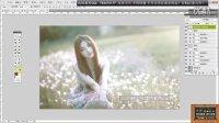 11.22 【意念原创】  PS处理 给夏季美女填上流行的秋季元素1.2