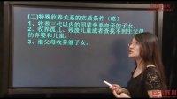 尚合教育2013年政法干警民法备考辅导课程(第十节)