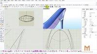 3.犀牛灯饰设计培训课程----曲面工具-实例1