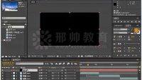 AE教程AE视频教程AE基础教程时间线窗口 标清(1)