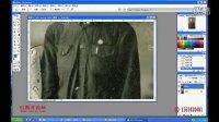 老照片修复翻新--41图片入门教程11  加深减淡