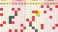 双色球2010063期彩票投注分析