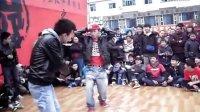 广安街舞 太极街舞团体 蝙蝠 达县AT 豆瓣2011.2.15通江CDB 恶搞秀