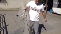 视频: 美国 撒网 渔网 抛网 甩网 多种样式 测试大比拼