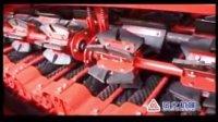金亿机械 春雨4YZ-4型自走式玉米联合收获机简介