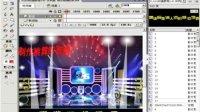 FLASH动画教程142 高级实例篇 跳舞歌词3