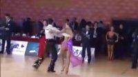 湖北仙桃江汉音乐体育舞蹈学校收藏《2009中国体育舞蹈公开赛(广州)职业组拉丁舞伦巴舞斗牛舞牛仔舞》