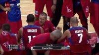 2013.9.11 美洲男篮锦标赛 多米尼加vs波多黎各 全场录像