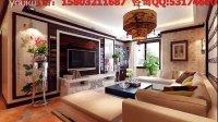 石家庄联邦祥云国际中式风格三居室装修设计