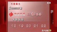 视频: 11月30日龙江风采电脑福利彩票22选5玩法第2010327期开奖号码:12 19 20 21 2