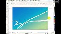CorelDRAW X4视频教程8.3.名片设计(2)
