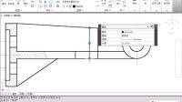 cad教程 cad视频教程AutoCAD2012第十二章机械设计-实例-叉架