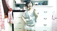 汉娜热舞自拍(超性感连衣裙