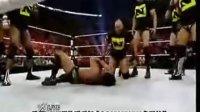 wwe职业摔角-NXT组合自相残杀六人众暴虐达伦扬