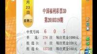 中国福利彩票3D第2010319期 [新一天]