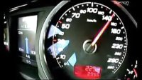 2009奥迪RS6(580马力)轻松加速到300kmh!