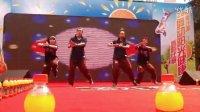 【首孚舞蹈】2013年美汁源街舞比赛soulful crew女队hiphop齐舞