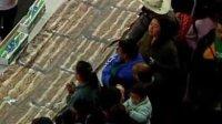 BTV新年环球大直播 2012 制作巨型面包迎新年 墨西哥 34