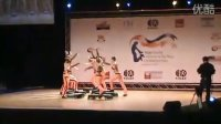 踏板操 比赛 FISAF step Aerobics