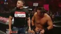 WWE【中文解说】米兹vs丹尼尔 反制胜