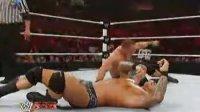 WWE【中文解说】王者之战 兰迪奥尔顿vs约翰塞纳