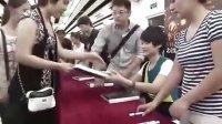 2010.8.23李宇春whyme5years写真北京签售(中)