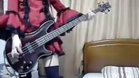 necktie-ナイトメア アルミナ(bass cover)