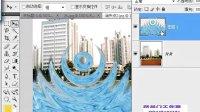 [PS]photoshop79零基础教程 扭曲类滤镜.液化.波浪.水波