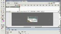 FLASH动画教程306 发光文字动画效果