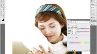 [PS]photoshop CS4从入门到精通之  修补曝光过度照片