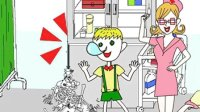 flash小游戏动画--来去保健室,想看更多的到www.773173.com