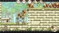 iphone游戏《疯狂猴子塔Tiki Towers》视频评测