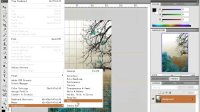 PS教程 3.3使用辅助工具