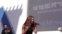 国际救援车展  陈利明 八达重工 机器人 2013.10.16