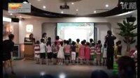 漂亮老师群舞--力德智能教育连锁广州维多利校区夏令营开学仪式上
