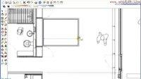 高效建筑表现从入门到精通上Example 041 在视口中设置参考图片 理想视频教程.avi