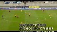 2012年1月14日希腊足球甲级联赛,雅典AEK VS 萨丁全场高清集锦