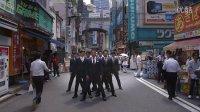 日本BT大叔舞团东京街头热舞
