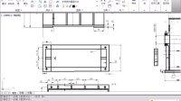 cad教程 cad视频教程AutoCAD2012第十二章机械设计-实例-箱体