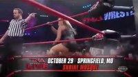 TNA Impact 2010年9月16日 Lacey Von Erich Madison Rayn