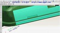 青华科技UG模具设计视频教程--63.手机3D分模1